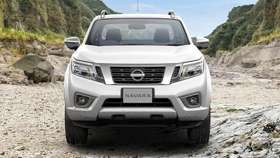 Nissan Navara  front face