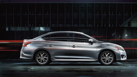 Nissan Sylphy 2018 side