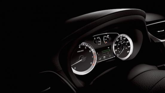 Nissan Sylphy 2018 speedometer