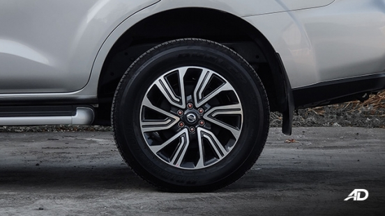 Nissan terra review road test wheels exterior philippines