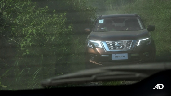 Nissan Terra road test
