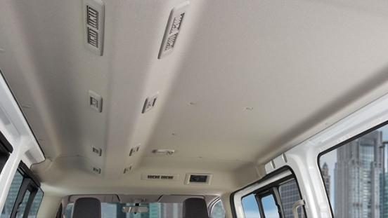 Nissan Urvan air vents