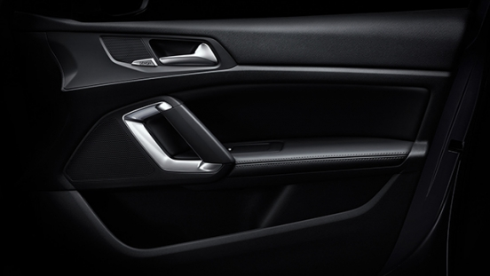 Peugeot 308 2018 door panel