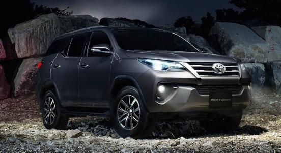 Toyota Fortuner 2018, Philippines Price & Specs | AutoDeal
