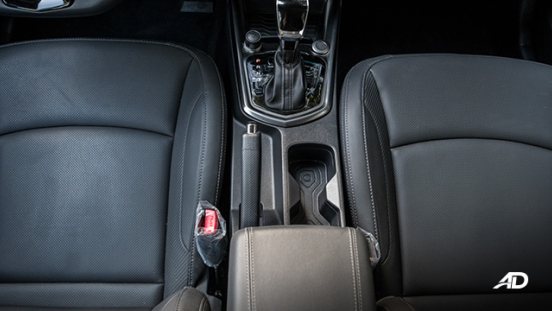ssangyong tivoli diesel review road test leather seats interior philippines