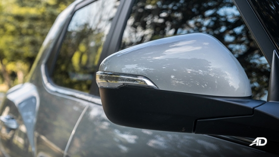 ssangyong tivoli diesel review road test side mirror exterior
