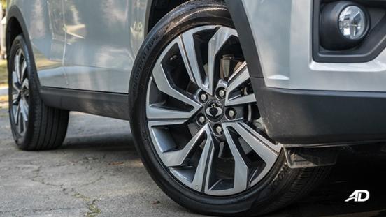 ssangyong tivoli diesel review road test wheels exterior