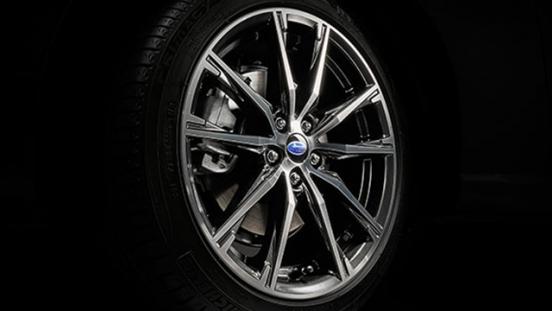 Subaru BRZ Wheels