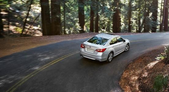 Subaru Legacy Rear