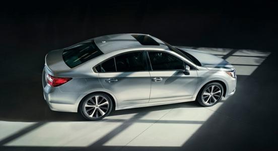 Subaru Legacy Side