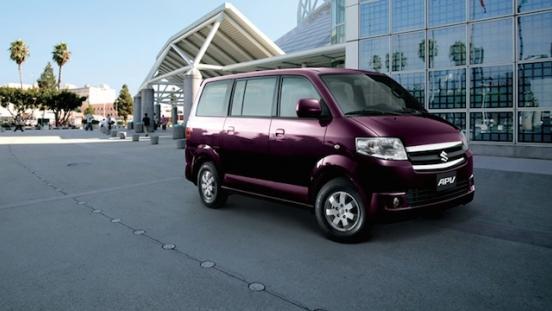 Suzuki APV 2018 exterior