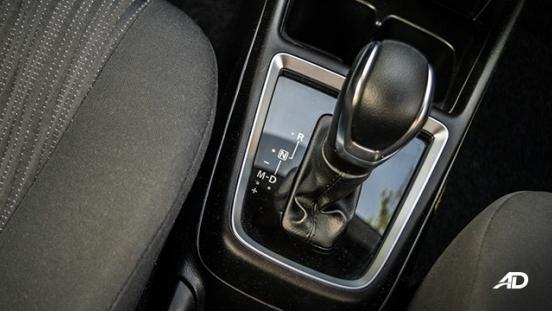 suzuki dzire review road test gear lever interior