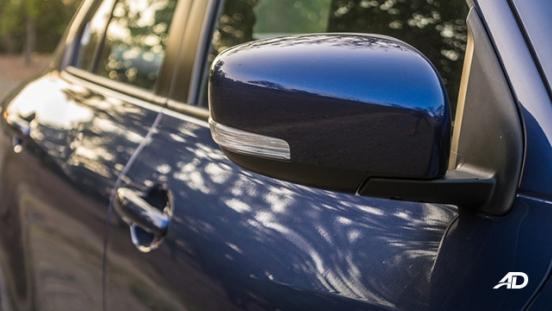suzuki dzire review road test side mirror exterior