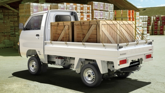 Suzuki Super Carry 2018 cargo