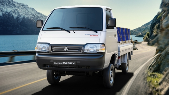 Suzuki Super Carry 2018 front