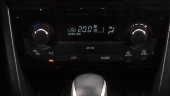 Suzuki Vitara automatic climate control interior philippines