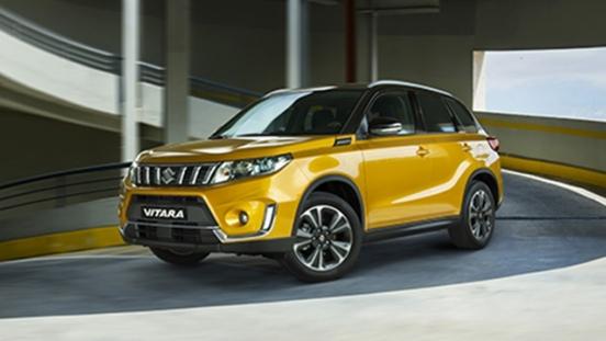 Suzuki Vitara exterior side Philippines