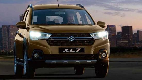 Suzuki XL7 Philippines Exteiror Front