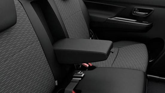 Suzuki XL7 Philippines Interior Center Arm rest