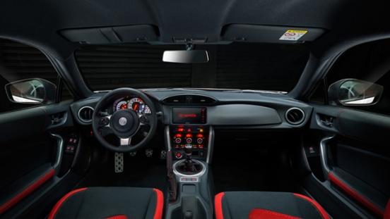 Toyota 86 Philippines Interior
