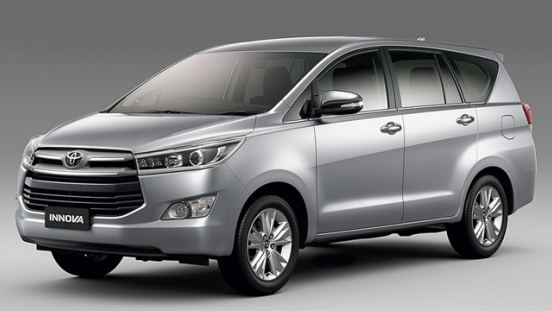 Toyota All-New Innova 2018