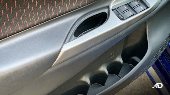 toyota avanza road test cupholders interior review philippines