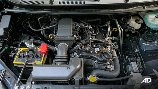 toyota avanza road test engine