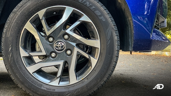 toyota avanza road test wheels review exterior