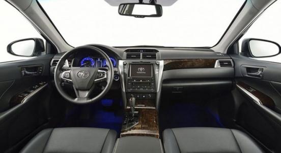 Toyota Camry 2018 Philippines Interior