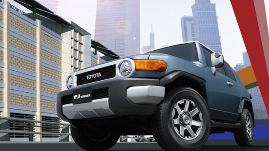 Toyota FJ Cruiser 2018 Philippines