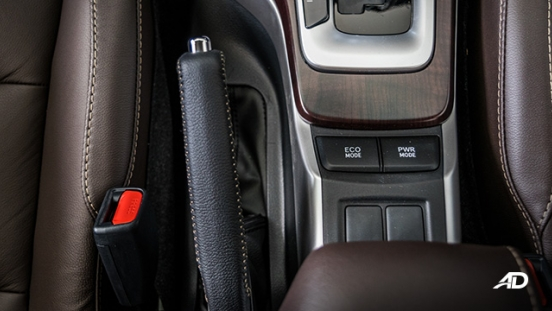 toyota fortuner road test drive modes interior philippines