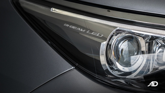 toyota fortuner road test LED lights exterior philippines