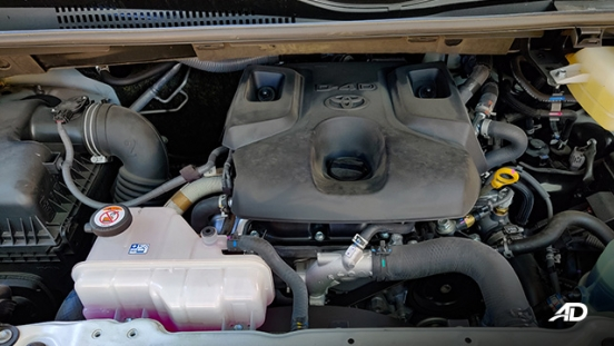 toyota hiace super grandia review road test diesel engine