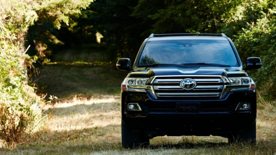 Toyota Land Cruiser 200 Brand New 2018