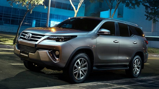 Toyota Philippines All-New Fortuner 2018