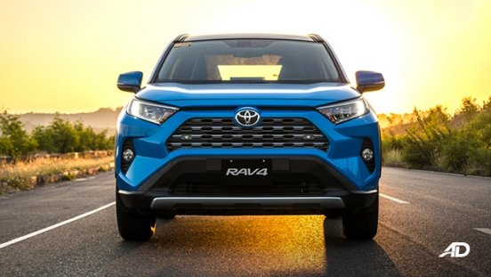 toyota rav4 road test review front exterior philippines
