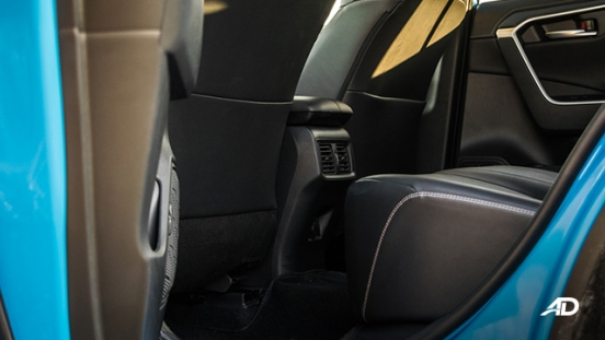 toyota rav4 road test review rear cabin interior philippines