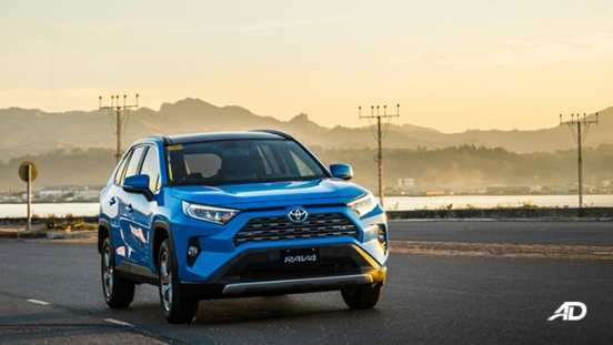 toyota rav4 road test review road shot exterior