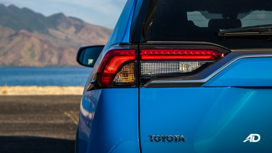 toyota rav4 road test review taillights exterior philippines