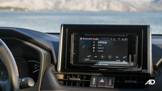 toyota rav4 road test review touchscreen infotainment interior