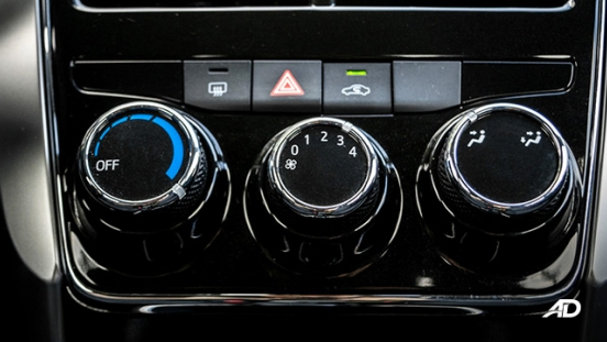 Toyota Vios 1.3 E Prime road test climate control