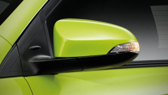 Toyota Yaris 2018 Philippines Side Mirror