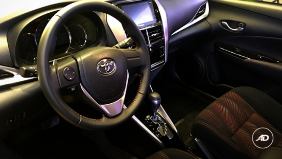 Toyota Yaris 2018 Philippines Steering Wheel
