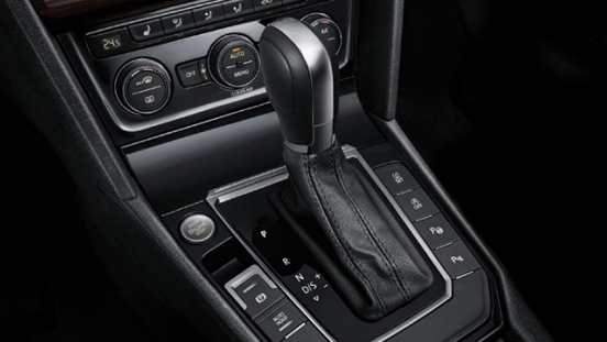 Volkswagen Lamando 2018 gear shift