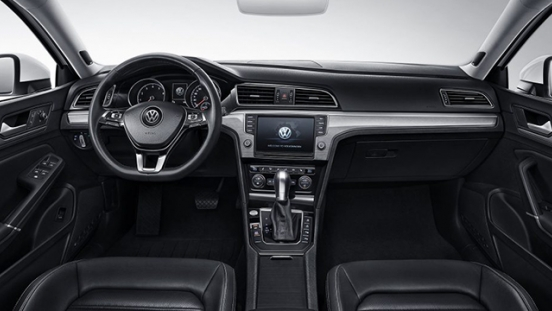 Volkswagen Lamando 2018 interior