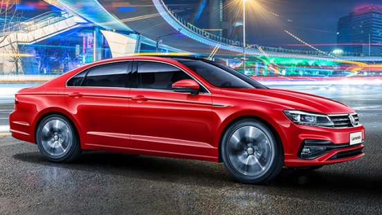 Volkswagen Lamando 2018 side