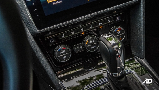 volkswagen lamando review road test climate control interior