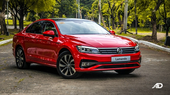 volkswagen lamando review road test exterior beauty philippines