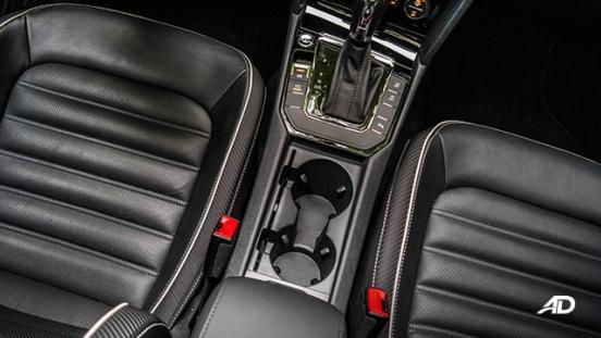 volkswagen lamando review road test leather seats interior