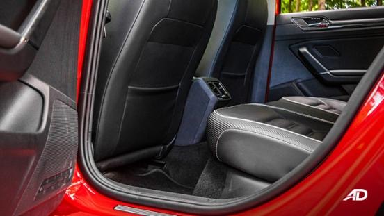 volkswagen lamando review road test rear legroom interior philippines